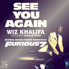 Wiz Khalifa See You Again ft. Charlie Puth, Furious 7